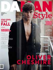 DAMAN Style Magazine Cover ED 05 October 2016