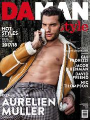 DAMAN Style Magazine Cover ED 07 September 2017