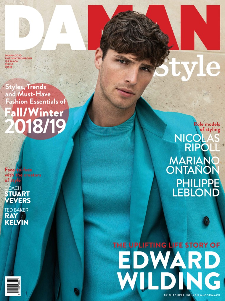 Majalah Digital DAMAN Style ED 09 September 2018