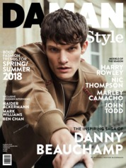 DAMAN Style Magazine Cover ED 08 March 2018