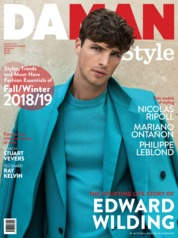 Cover Majalah DAMAN Style ED 09 September 2018