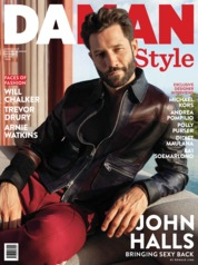DAMAN Style Magazine Cover ED 11 September 2019
