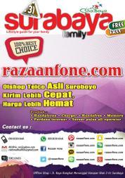 Cover Majalah surabaya family