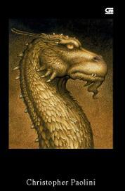 Cover Eragon 3: Brisingr oleh