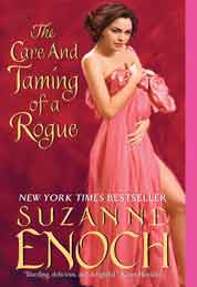 Cover The Care and Taming of a Rogue oleh Suzanne Enoch