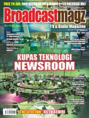 Cover Majalah Broadcast Magz ED 62 Februari 2017