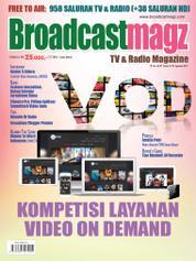 Cover Majalah Broadcast Magz ED 68 Agustus 2017