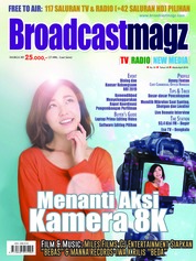 Broadcast Magz Magazine Cover ED 81 March 2019