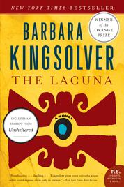 Cover The Lacuna oleh Barbara Kingsolver