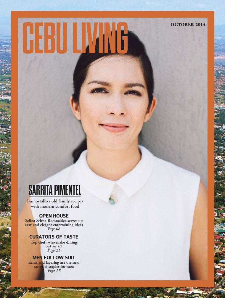 Majalah Digital CEBU LIVING Oktober 2014