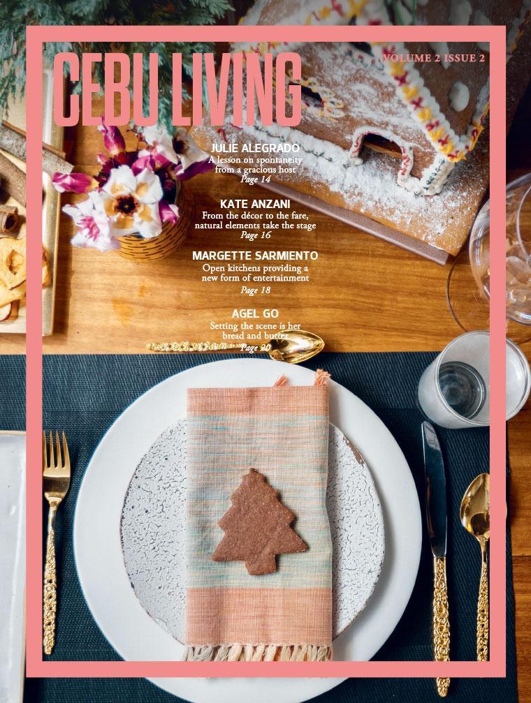 CEBU LIVING Digital Magazine October–December 2015