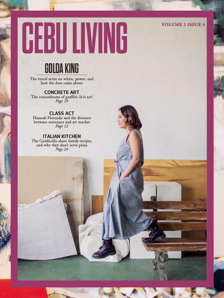 Majalah Digital CEBU LIVING April–Juni 2016