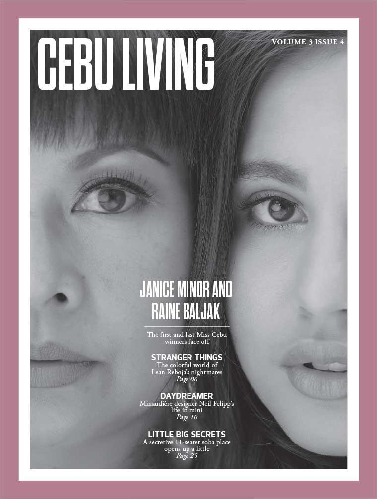 Majalah Digital CEBU LIVING April–Juni 2017