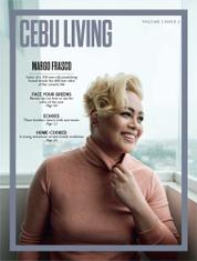 CEBU LIVING Magazine Cover March 2017