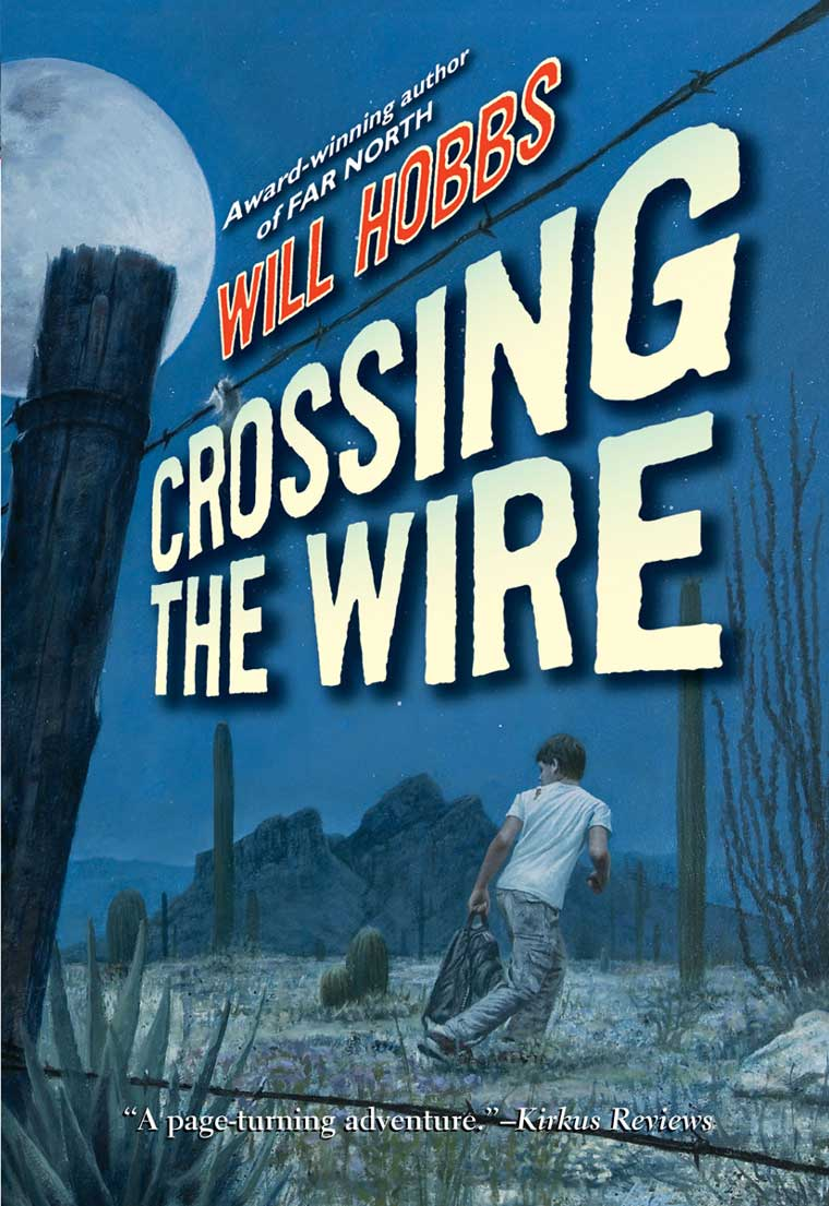 Jual Buku Crossing The Wire oleh Will Hobbs - Gramedia Digital Indonesia