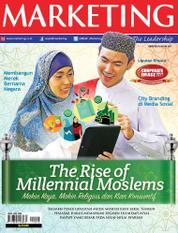 Cover Majalah MARKETING Juni 2017