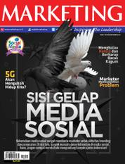 Cover Majalah MARKETING Oktober 2017