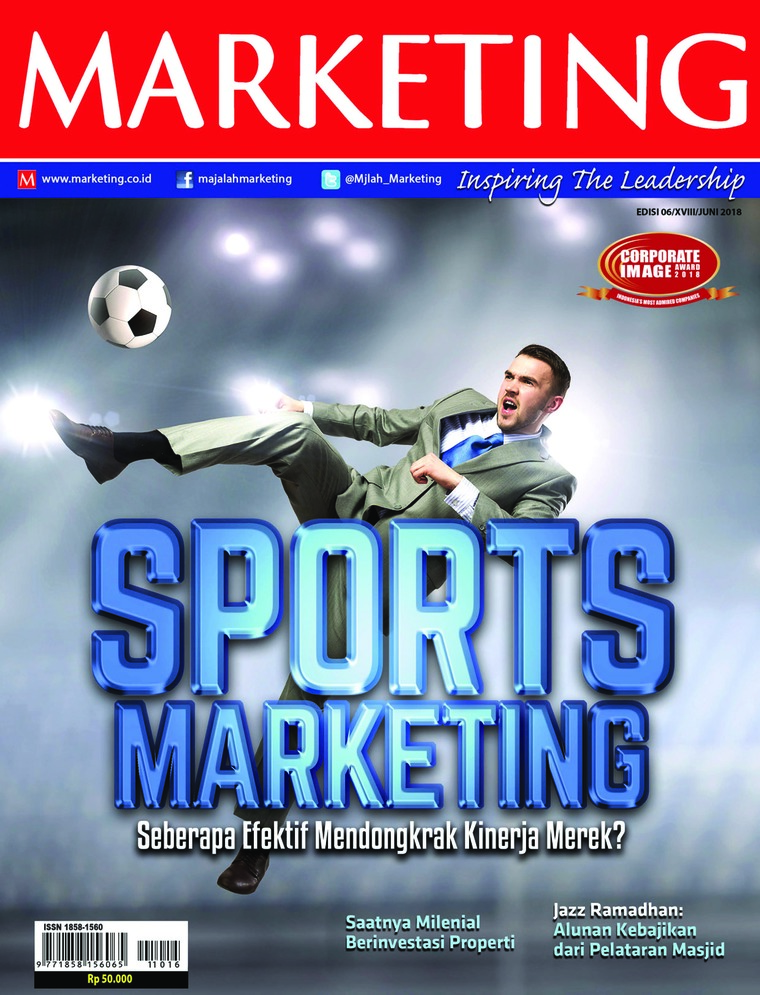 Majalah Digital MARKETING Juni 2018