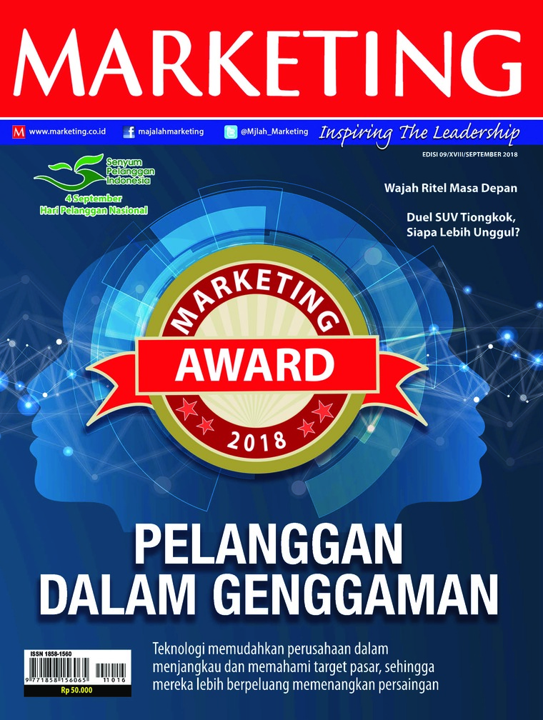 MARKETING Digital Magazine September 2018