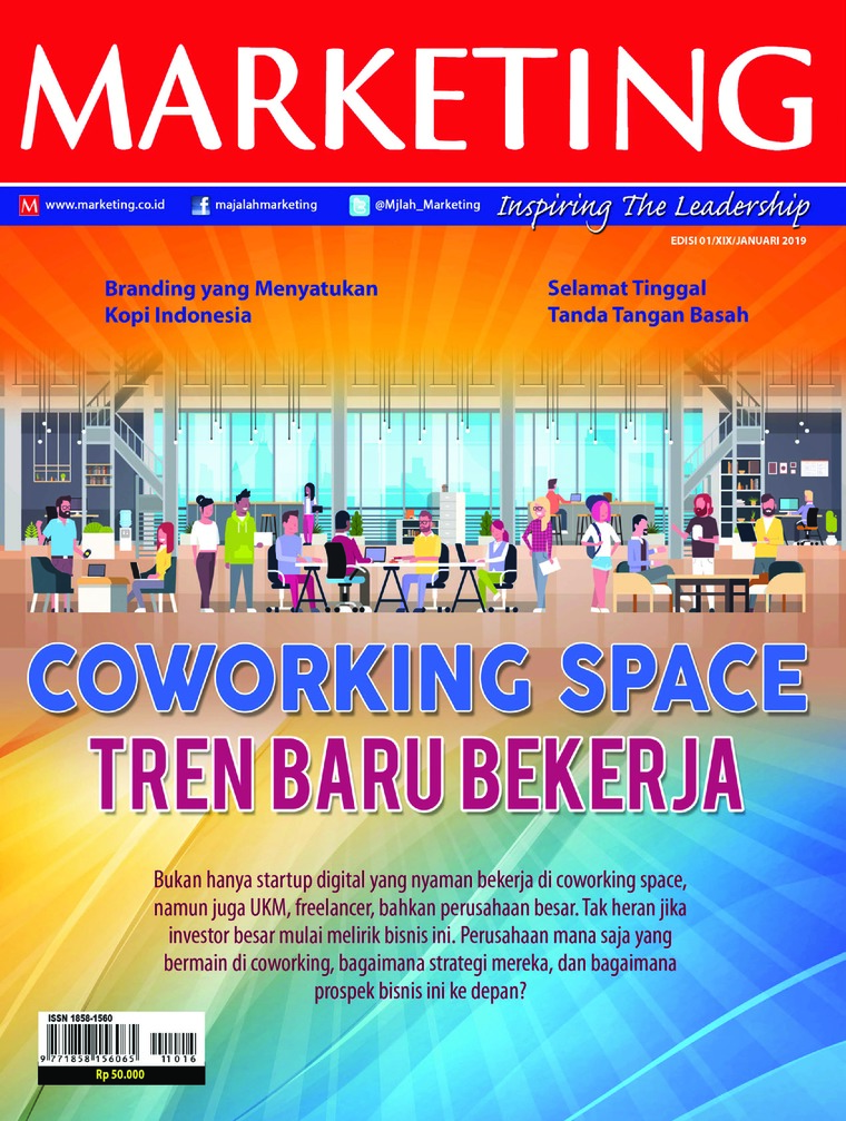 MARKETING Digital Magazine January 2019