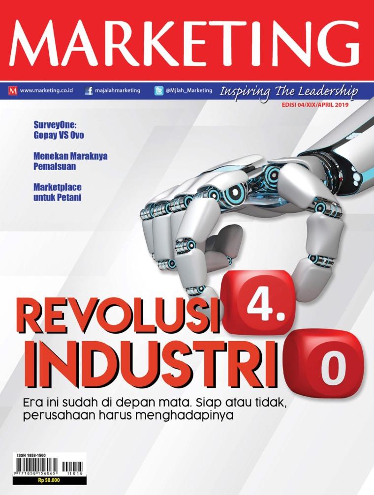 Majalah Digital MARKETING April 2019