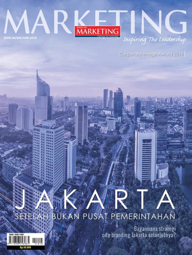 Majalah Digital MARKETING Juni 2019