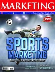MARKETING Magazine Cover