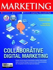 MARKETING Magazine Cover October 2018