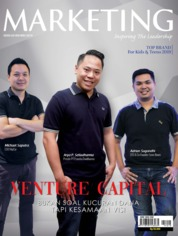 MARKETING Magazine Cover May 2019