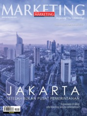 Cover Majalah MARKETING Juni 2019