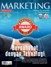 MARKETING Magazine Cover September 2019