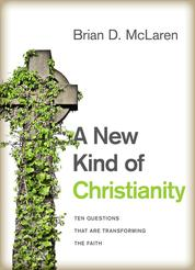 A New Kind of Christianity by Brian D. McLaren Cover