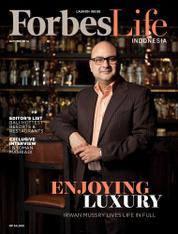 Cover Majalah Forbes Life ED 01 2014