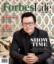 Forbes Life Magazine Cover ED 04 October 2015