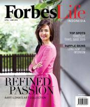 Forbes Life Magazine Cover ED 06 April 2016