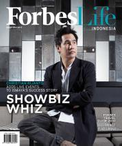 Forbes Life Magazine Cover ED 10 April 2017