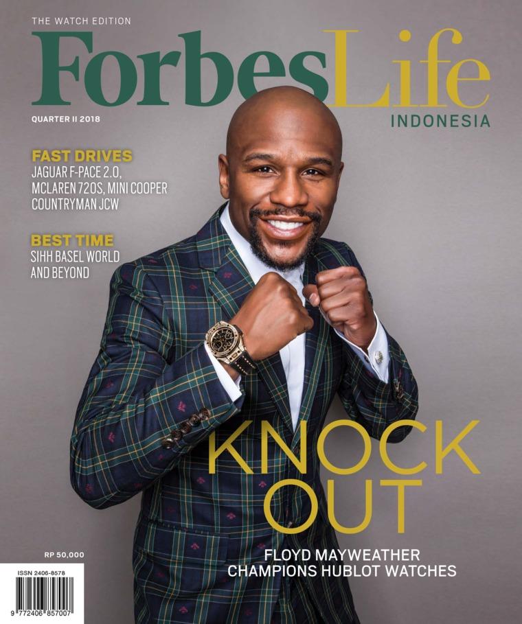 Forbes Life Digital Magazine ED 14 April 2018