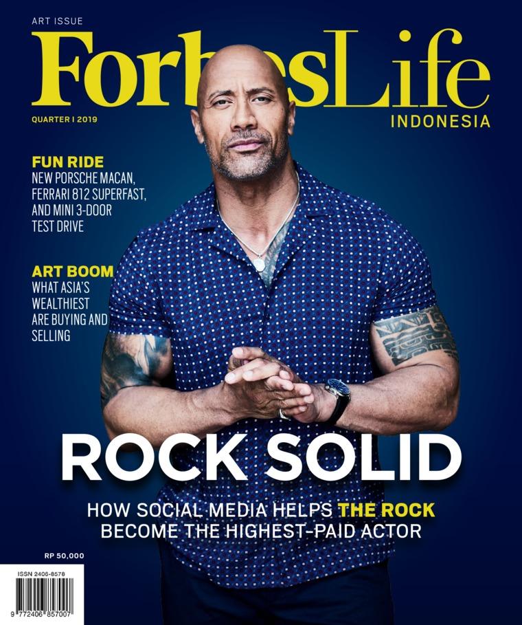 Majalah Digital Forbes Life ED 17 Januari 2019