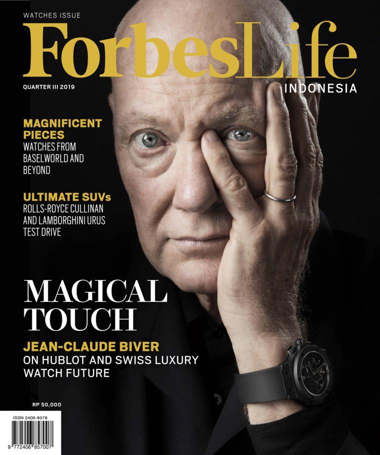 Majalah Digital Forbes Life ED 19 Agustus 2019