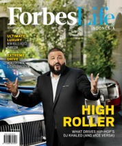 Forbes Life Magazine Cover ED 13 February 2018