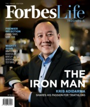 Forbes Life Magazine Cover ED 15 July 2018