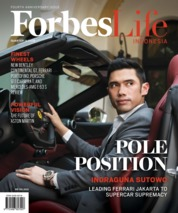 Forbes Life Magazine Cover ED 16 November 2018