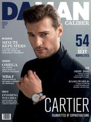 DAMAN Caliber Magazine Cover ED 03 October 2016
