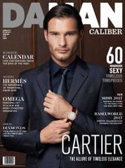 Cover Majalah DAMAN Caliber ED 04 November 2017