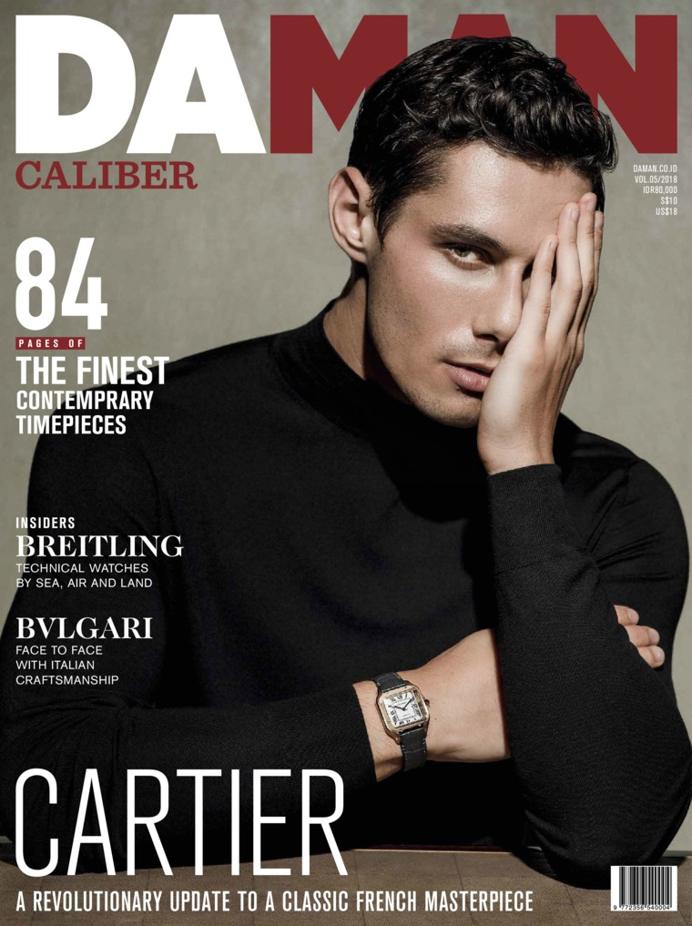 Majalah Digital DAMAN Caliber ED 05 Oktober 2018