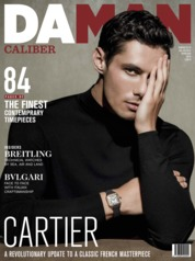 Cover Majalah DAMAN Caliber