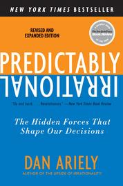 Cover Predictably Irrational, Revised and Expanded Edition oleh Dr. Dan Ariely