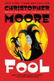 Cover Fool oleh Christopher Moore