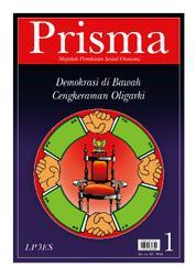 Cover PRISMA : Oligarki oleh Tim Prisma