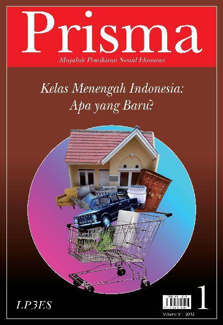 Buku Digital PRISMA : Kelas Menengah Indonesia oleh Tim Prisma